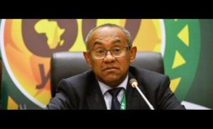 CAF President optimistic Egypt will be ready to AFCON