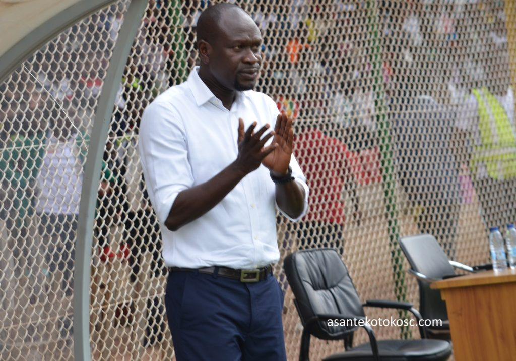 Asante Kotoko coach Akunnor choose points over goals in Zesco victory