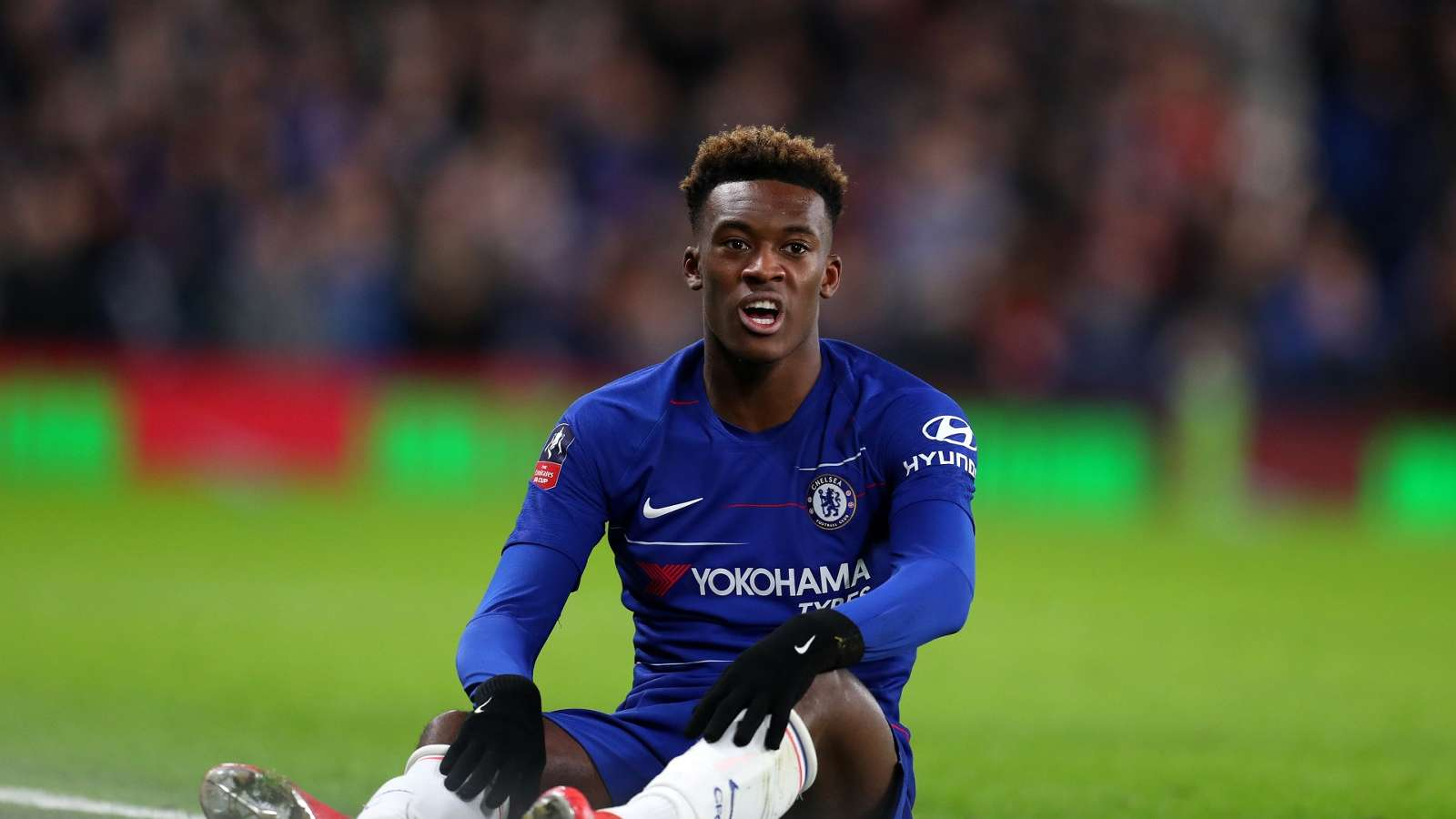 Chelsea manager hints Hudson-Odoi contract talks again stalling