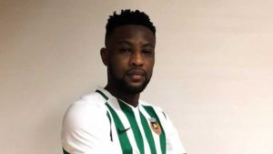 Ghanaian forward Said Ahmed Said joins Portuguese side Rio Ave FC