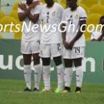 Ghana book ticket to 2019 All Africans game