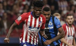 Ghana midfielder Thomas Partey eases Arsenal, Roma talk