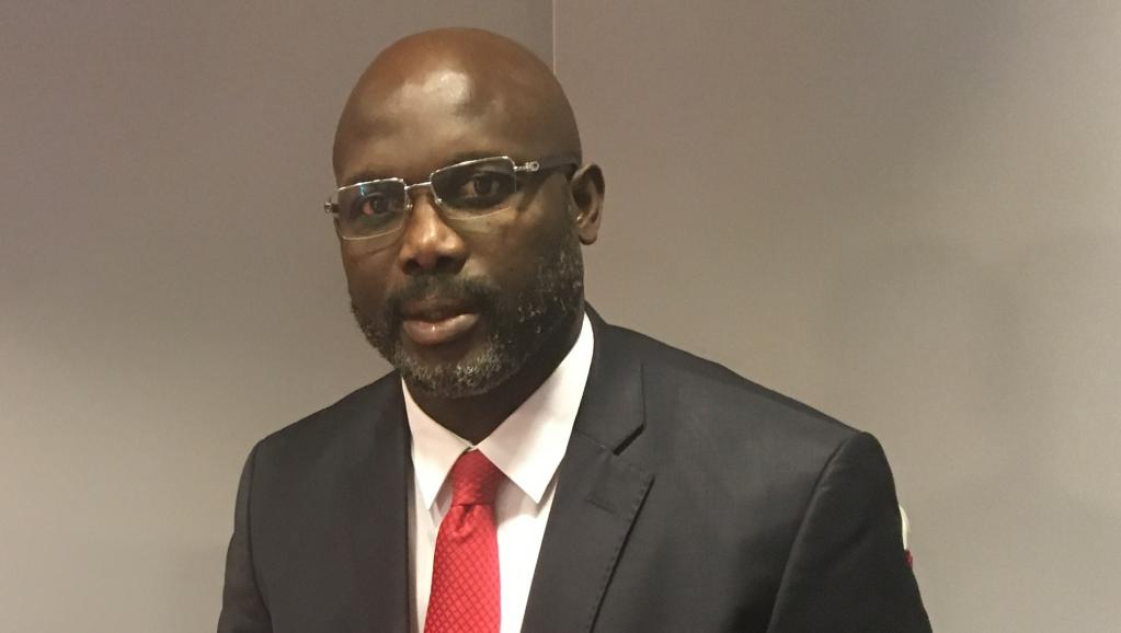 President Weah selected as an ambassador for the Pan-African Inter-School Championship
