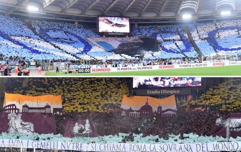 Znalezione obrazy dla zapytania derby della capitale