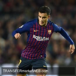 "BARCELONA- Coutinho unsure on future: ""You never know what the future holds"""