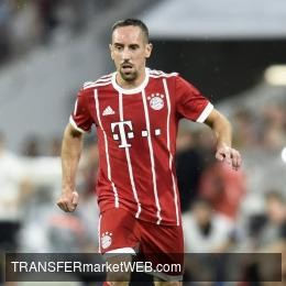 BAYERN MUNICH star winger RIBERY to land to Qatar