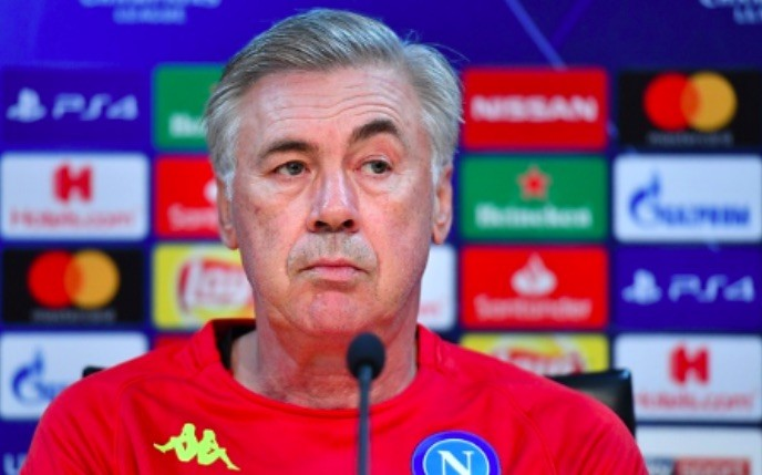 Ancelotti: Napoli confident of Europa League success despite Salzburg defeat