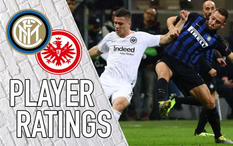 Inter player ratings: Early De Vrij error costs Nerazzurri dearly