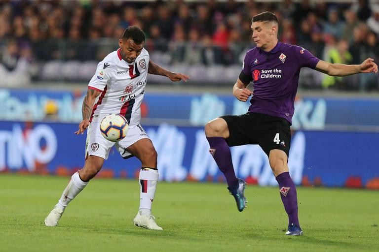 CAGLIARI-FIORENTINA: STATS AND FACTS