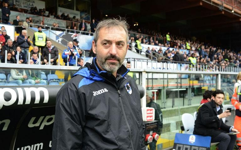 "GIAMPAOLO: ""TO SASSUOLO WITH BELIEF"""
