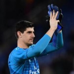 PSG back for COURTOIS