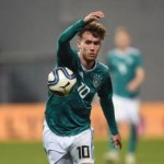 SC FREIBURG - Suitors for young hitman WALSCHMIDT piling up