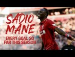 Every Sadio Mane goal so far in the 2018/19 season | Premier League and Champions League
