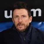 FIORENTINA in talks with Eusebio DI FRANCESCO ahead of next summer
