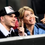 REAL MADRID meet ICARDI's wife-agent