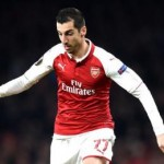 ARSENAL might put MKHITARYAN on the line