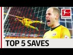 Top 5 Saves - Peter Gulacsi