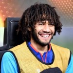 ARSENAL playmaker ELNENY might leave next summer