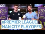 🎮Man City ePremier League Playoff Highlights 🎮