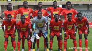 CAF Confederation Cup: Kotoko coach Akunnor names 18-man squad ahead of Zesco United clash