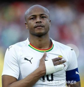 Andre Ayew optimistic Ghana will win 2019 AFCON
