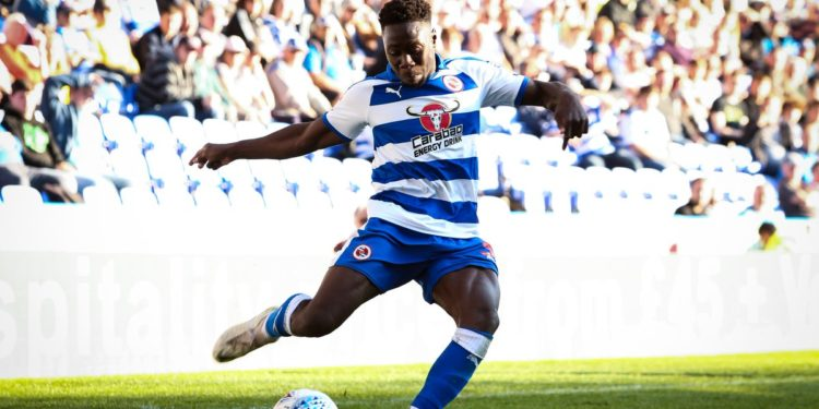 Andy Yiadom is Reading's second best assist maker