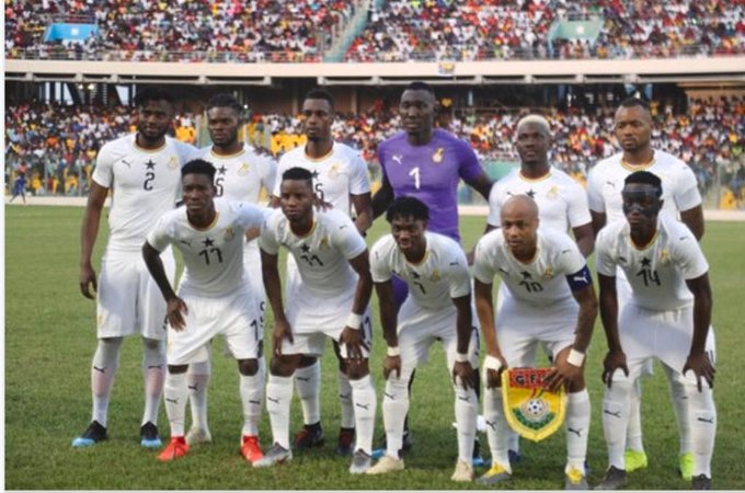 2019 African Cup of Nations: Ghana may face Egypt, Nigeria or Morocco at group stage