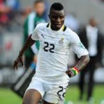 2013 Afcon was my best ever tournament for Ghana - Mubarak Wakaso