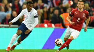 Hudson-Odoi stunned to make England senior debut