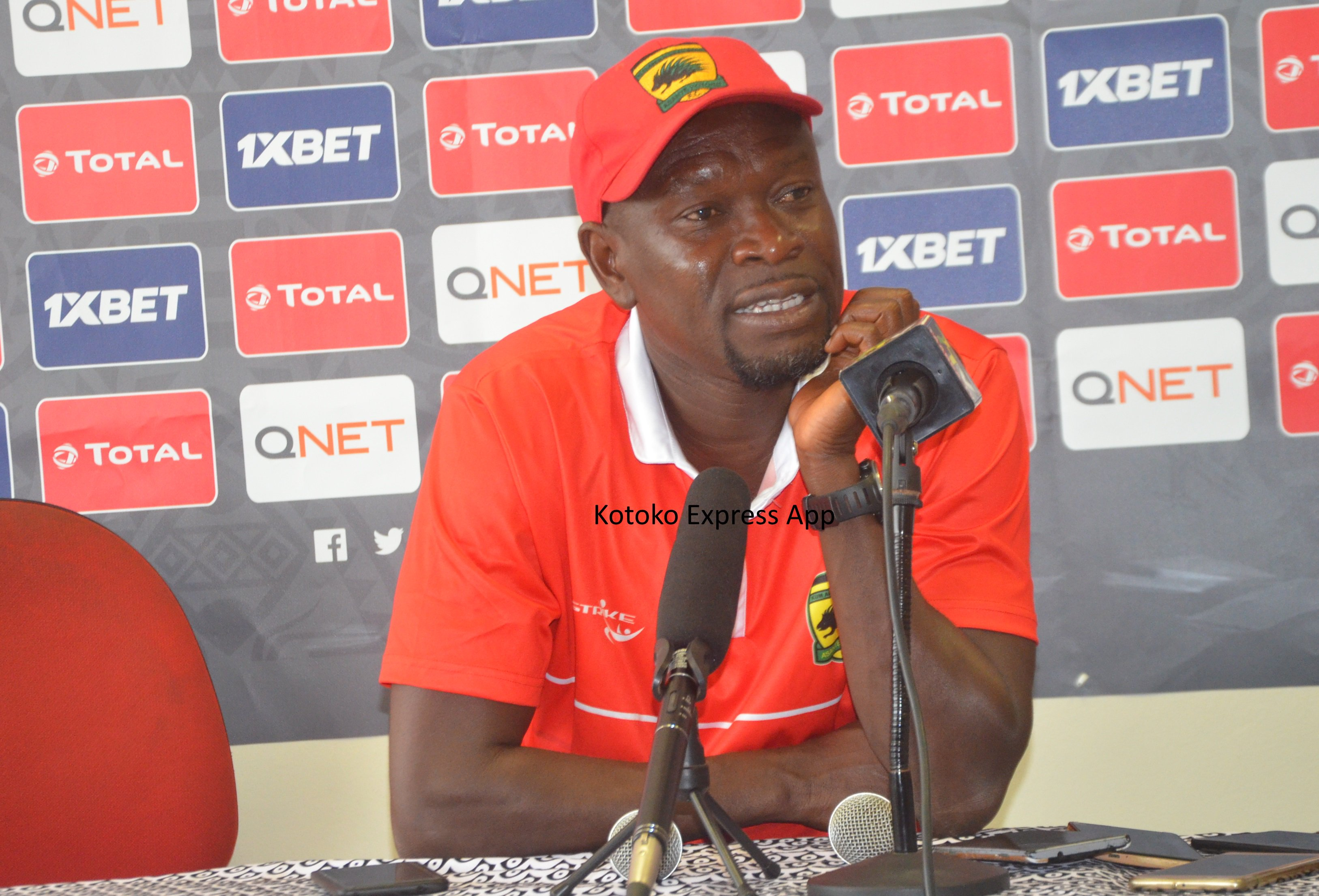 Kotoko against Zesco United is a must win - C.K Akunnor