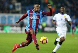 Caleb Ekuban to decide Trabzonspor future at end of the season