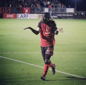 Solomon Asante named in USL team of the week
