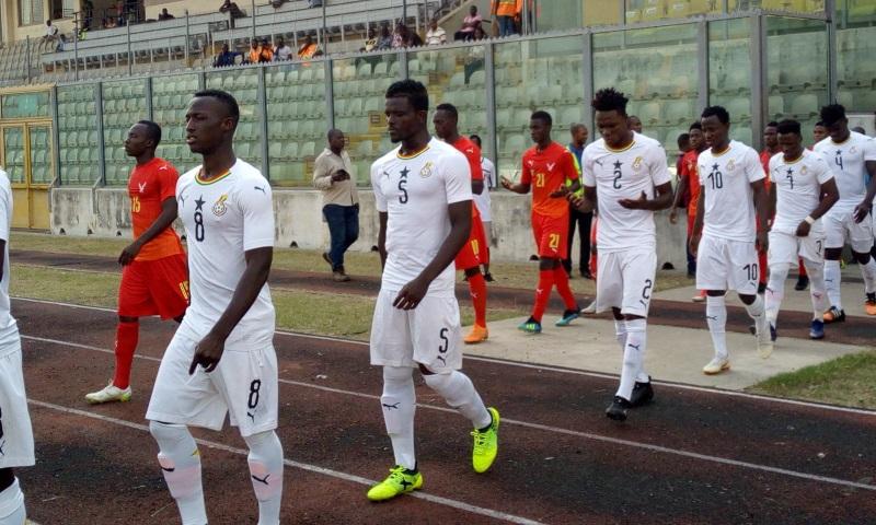 U-23 Afcon qualifier: Ghana to face Algeria in final qualifier