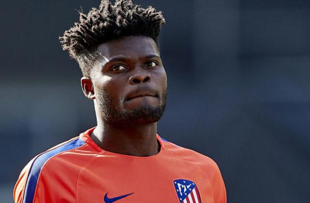 EXCLUSIVE: Thomas Partey set for crunch talks over Atlético Madrid future