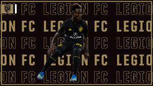 Ghanaian youngster Edward Opoku joins Birmingham Legion on loan