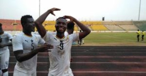U-23 Afcon qualifier: Ghana thrash Gabon at Accra Sports Stadium
