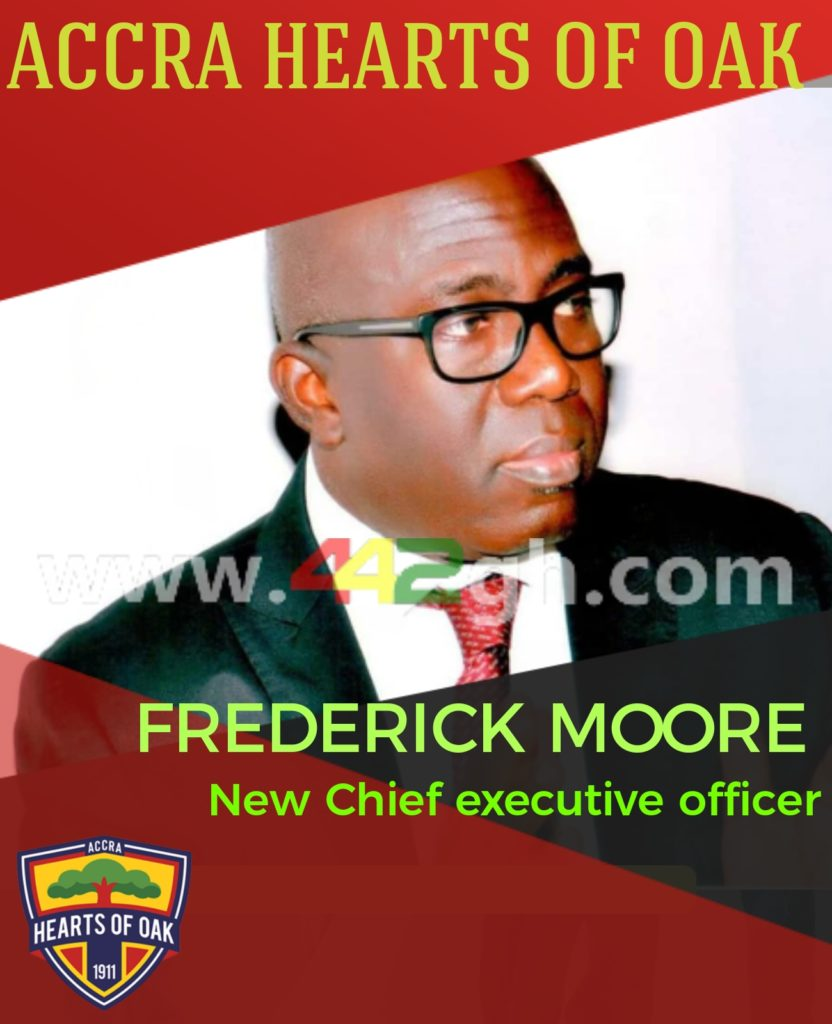 I know Ghana Football and where Hearts of Oak ought to be - Newly appointed CEO
