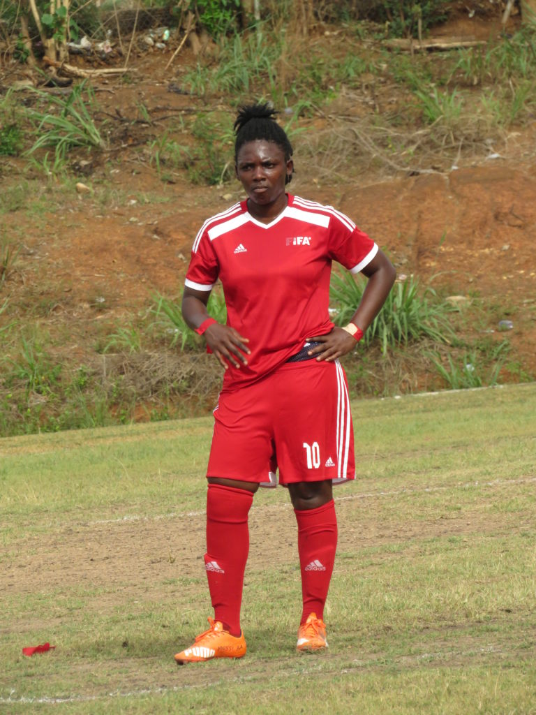 Normalization Committee Women's Special Competition: Ashtown Ladies Star Joyce Antwiwaa set sight on top goalscorer award