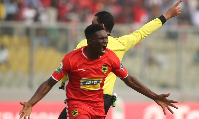 Bonsu situation a blessing in disguise - Yusif Chipsah reveals