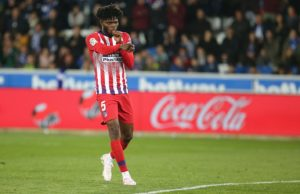 Atletico Madrid's Thomas Partey 'better than World Cup winner Paul Pogba' - Agent