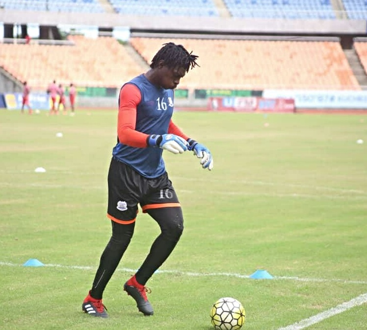 Razark Abalora features in Azam FC huge win over JKT Ruvu Stars