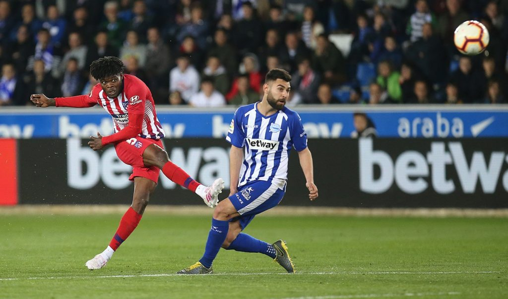 Thomas Partey move to EPL among defining summer change for Diego Simeone