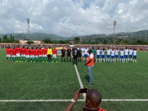 Historic fete as Burundi qualify for AFCON 2019