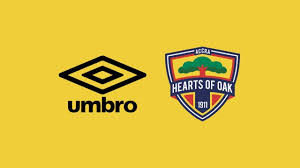 'Umbro deal will happen'- Hearts of oak PRO