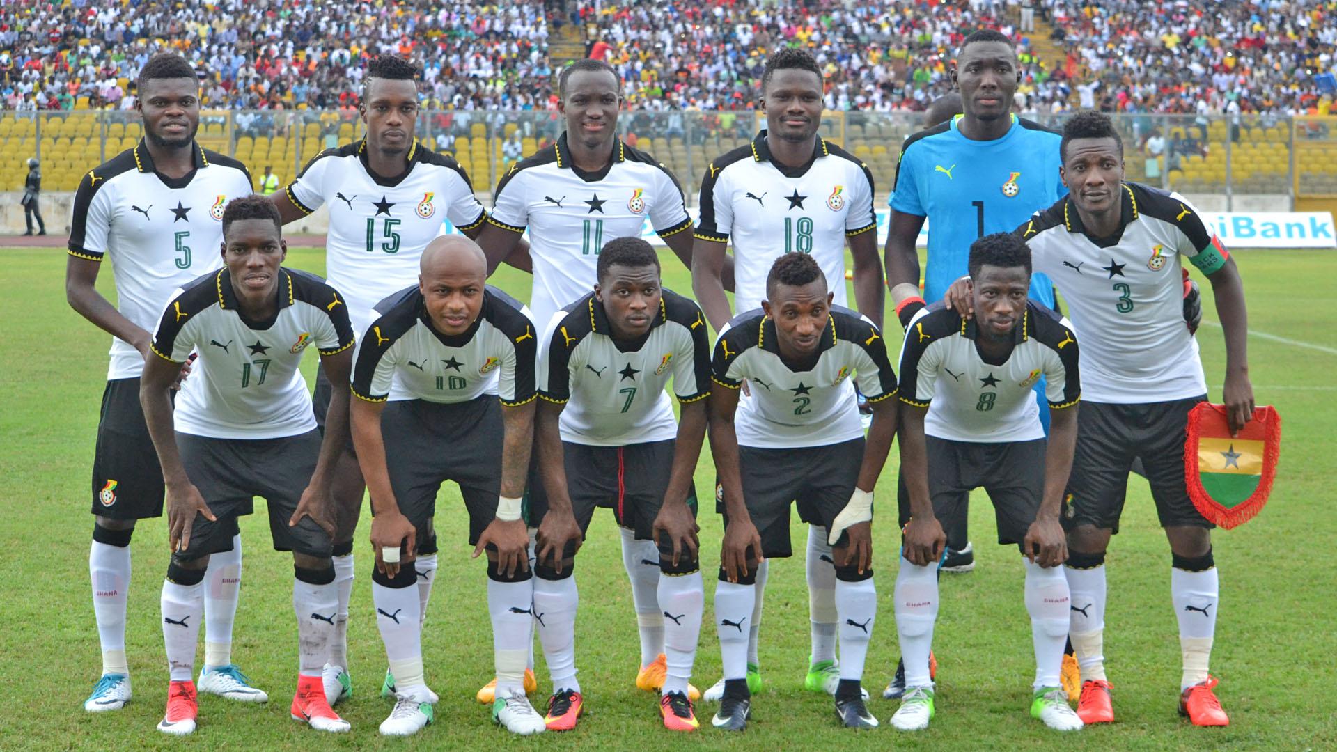 Five debutantes named in Ghana squad to play Kenya, Wimbledon striker Appiah among several returnees