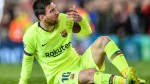 Messi's clash with Smalling like being 'hit by a truck' - Valverde
