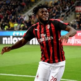 AC MILAN - KESSIE more likely to leave after the Acerbi incident