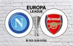 Napoli v Arsenal: Official Line-Ups