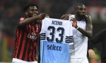 Lazio fans direct racist chants at AC Milan midfielder