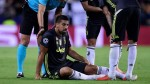 Juventus midfielder out for the remainder of season
